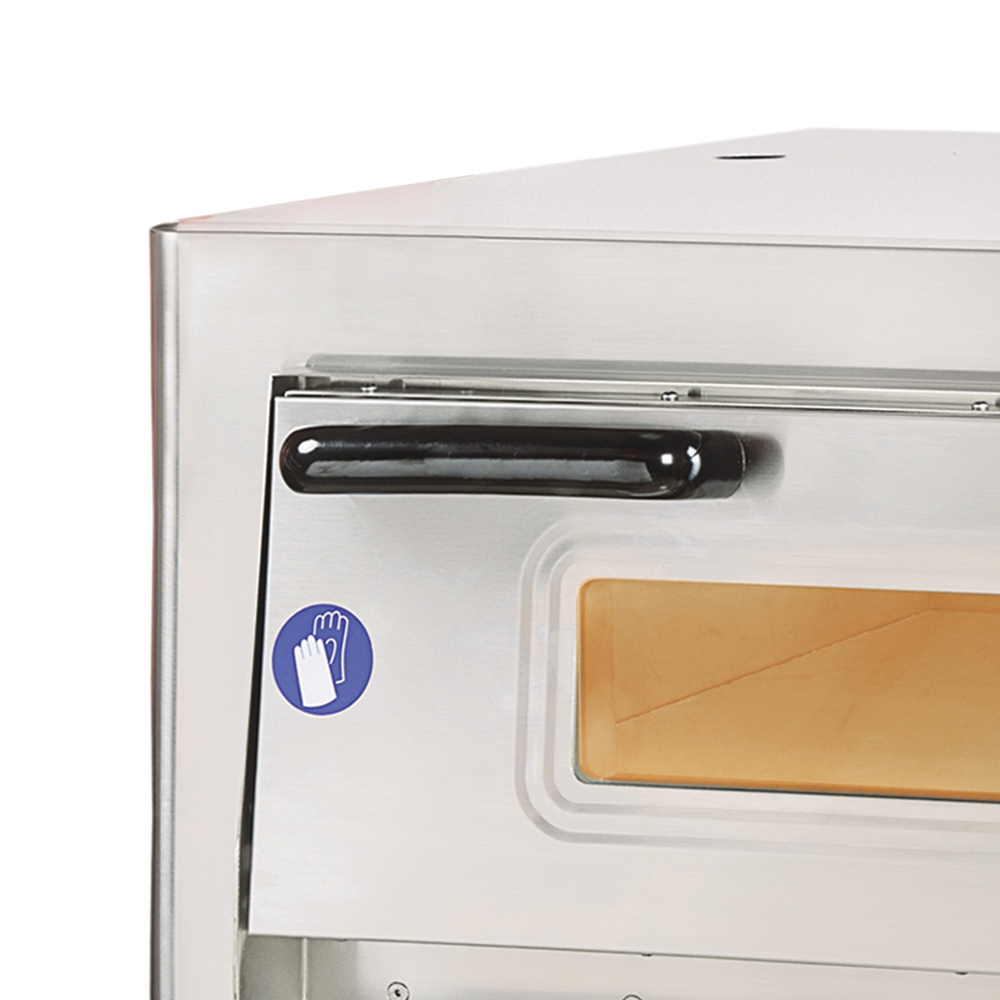 Countertop Material For Commercial Kitchen : EQ PO5050E Commercial Kitchen Countertop Elecrtic Pizza Oven For 4 10 ...