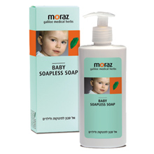 Baby Soapless Liquid Shower Soap