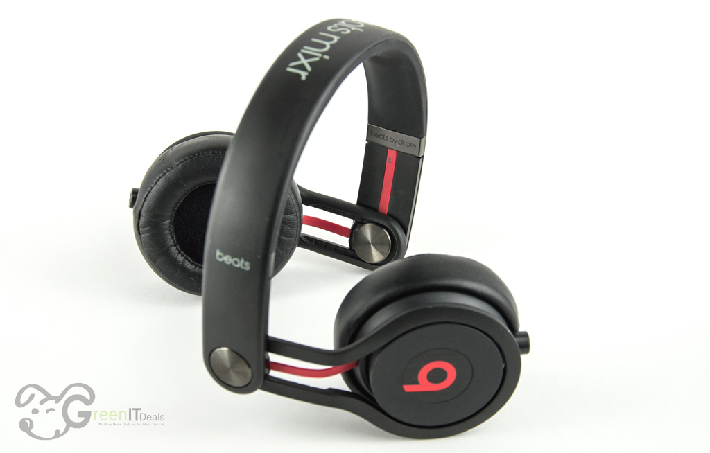 Details about original beats headphones onear mixr by dr dre headphone