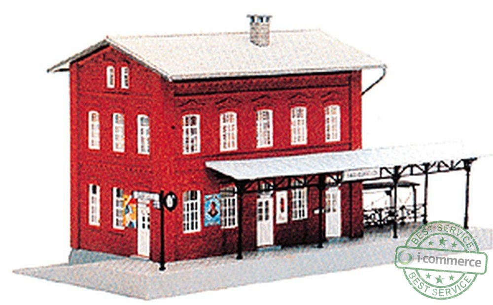 Ho scale model building materials