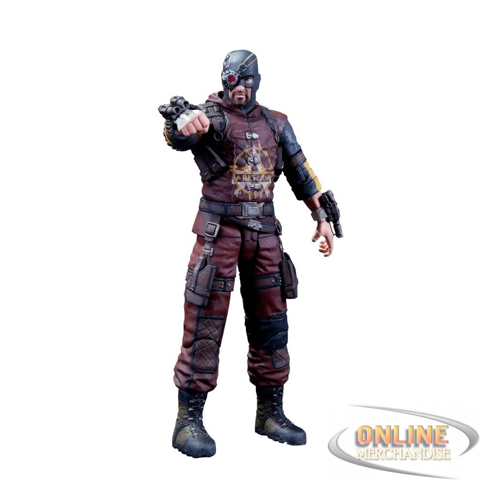 New DC Collectibles Batman Arkham City Series 4 Deadshot ...