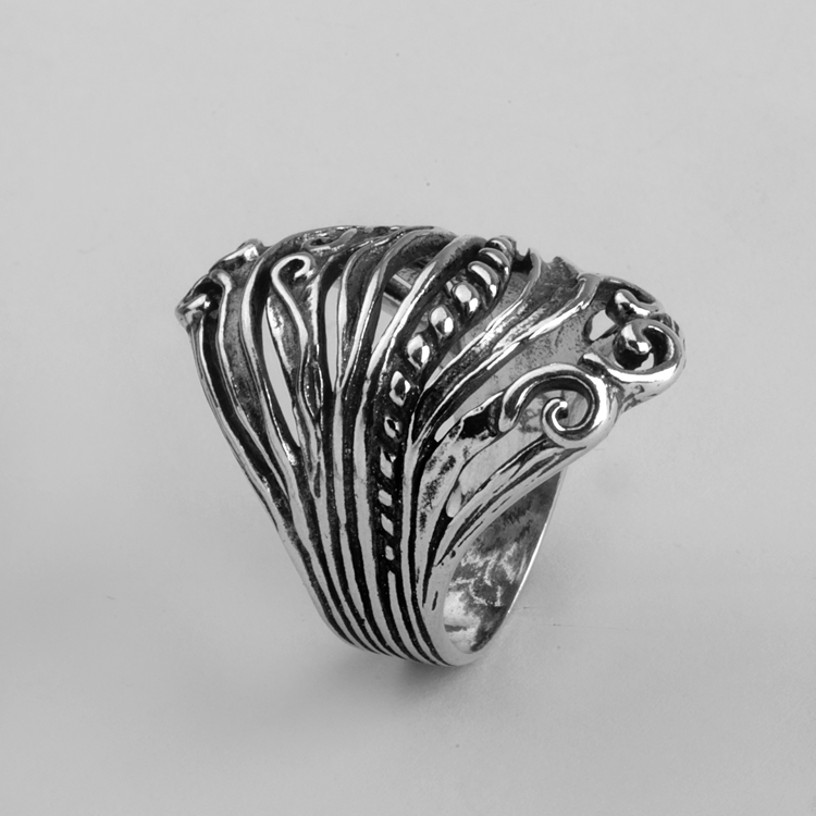 handsome ring shablool silver 8 5 gr weight