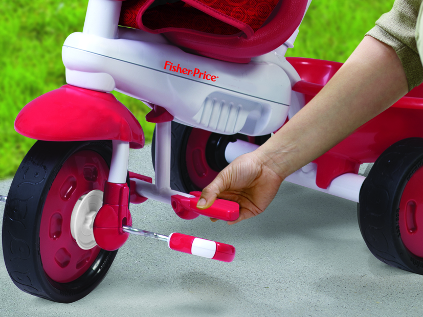 fisher price 3 in 1 trike instructions