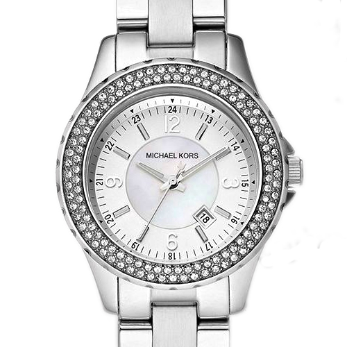 Michael kors madison crystallized mk5401 wrist watch for for Michaels craft store watches