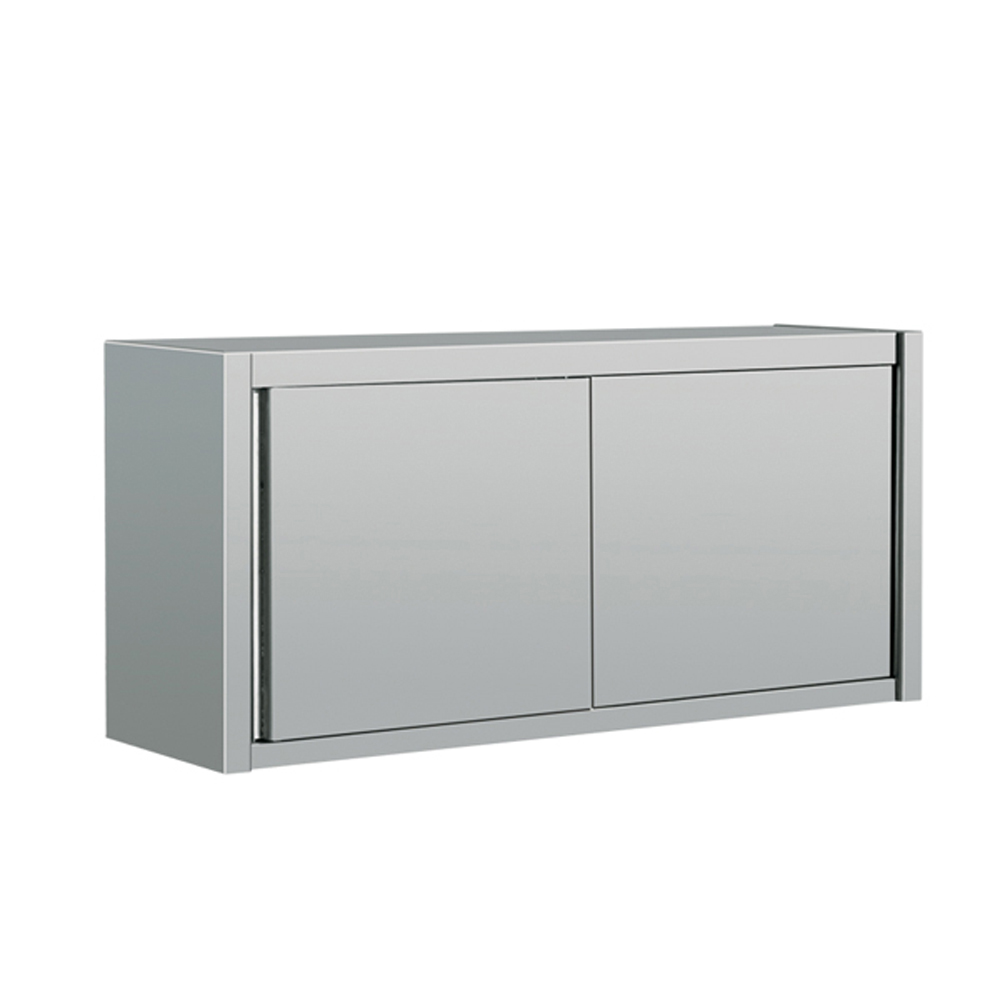 EQ Economy Stainless Steel Sliding Door Dish Storage Wall ...